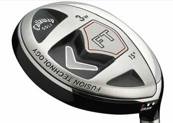 Callaway FT Hybrid added today