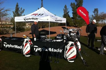 TaylorMade Demo Day at Rio Secco