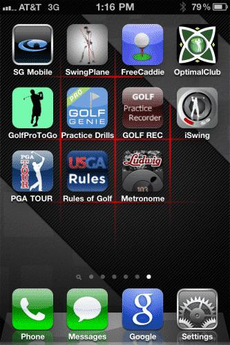Golf Apps