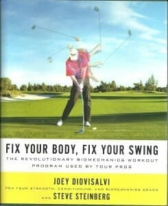 Golf Library Fix your body, fix your swing
