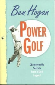 Golf Library Ben Hogan Power Golf