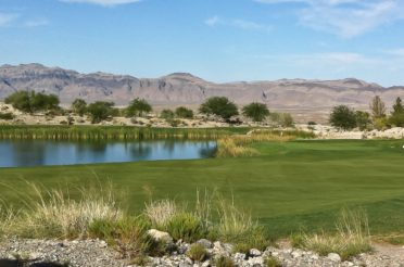 Chasing my game at Coyote Springs