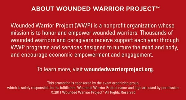 About Wounded Warrior Project™