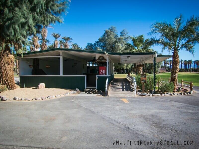 Furance Creek Ranch Golf Course