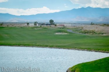 PHOTOS: Las Vegas Paiute Golf Resort – Snow