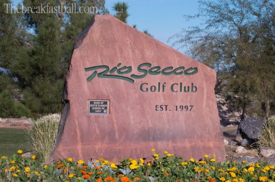 The Breakfast Ball Ranks The Golf Courses of Las Vegas