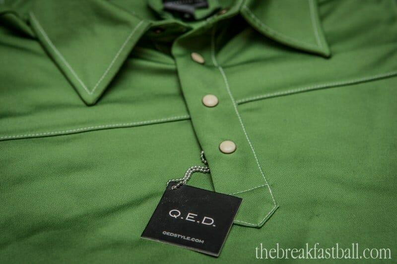 Logan Polo Emerald Green