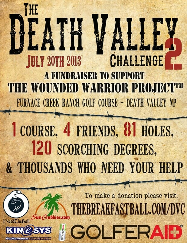Death Valley Challenge