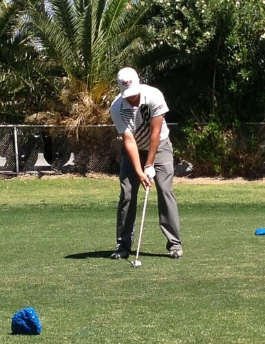 James Feutz UNLV Golf