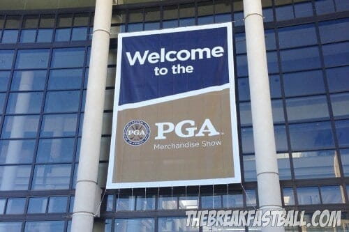 Welcome to the PGA Show