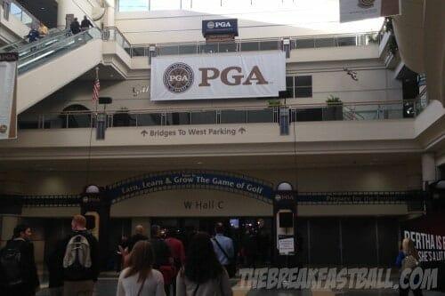 PGA Show entrance