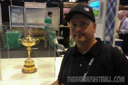 Some Vegas hack and The Ryder Cup