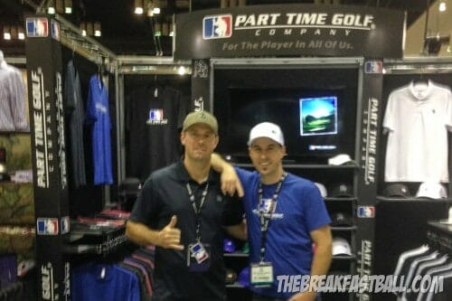 Part Time Golf Co. at the PGA Show
