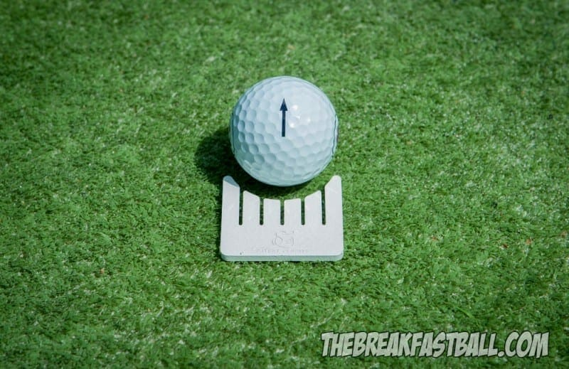 Spakesology Ball Marker
