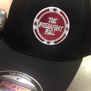 Breakfast Ball Flexfit Hat