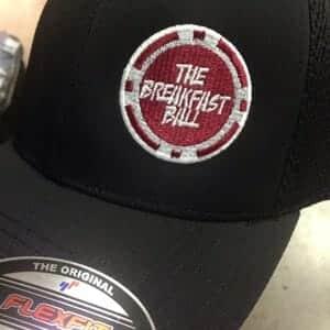 Breakfast Ball Flexfit Hat