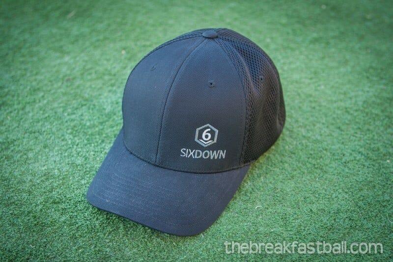 Six Down The Logo Cap