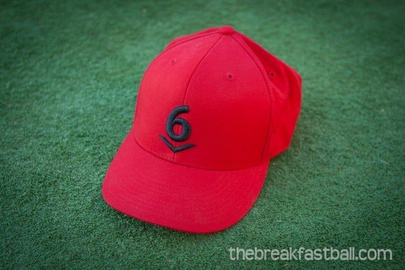 Six Down Flat 6 Hat