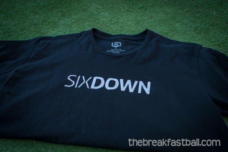 Six Down Tee