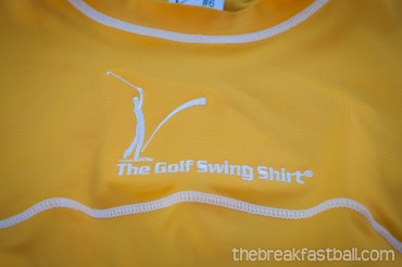 REVIEW The Golf Swing Shirt Training Aid