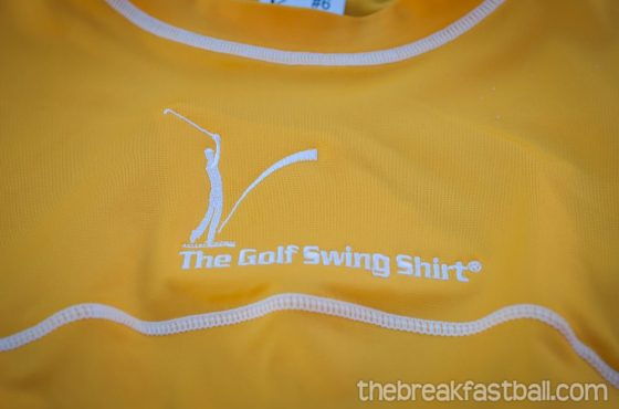Review: The Golf Swing Shirt Training Aid