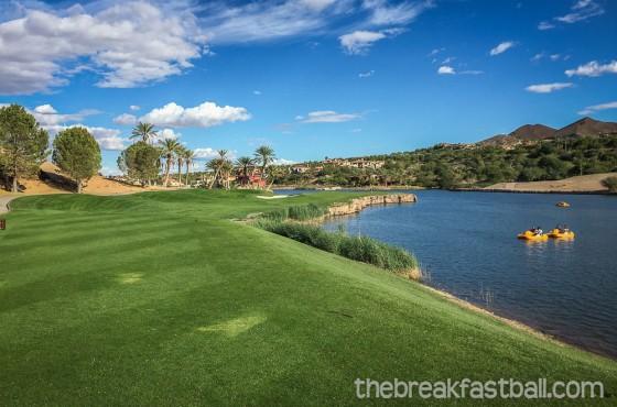 The Triumphant Return of the Reflection Bay Golf Club