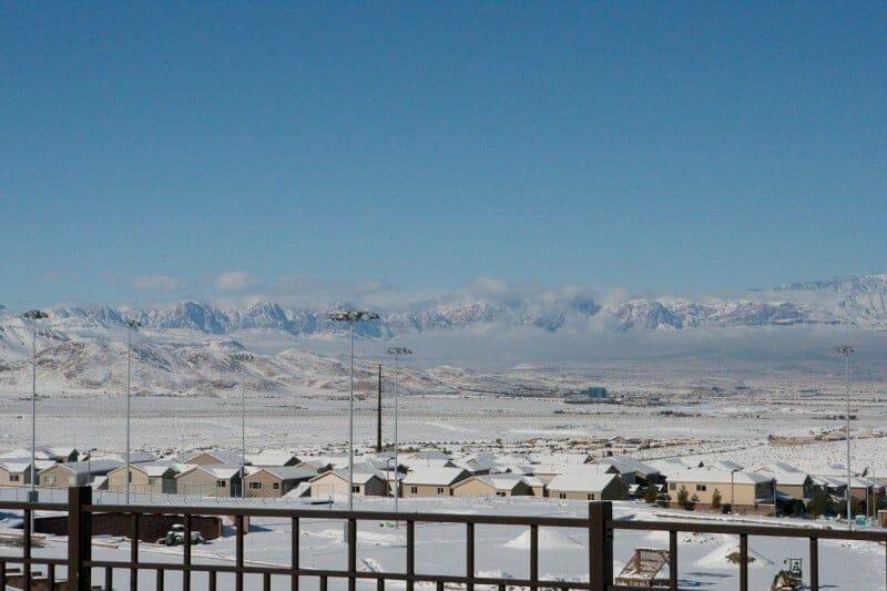 Vegas Snow 2008