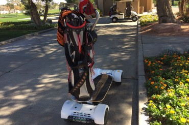 Review: The Golfboard. Is Too Much Fun Possible?
