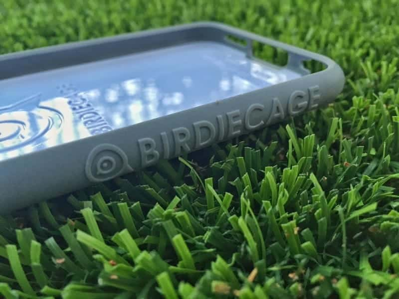 BirdieCage iPhone Case