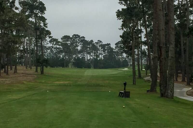 Spyglass Hill Golf Course