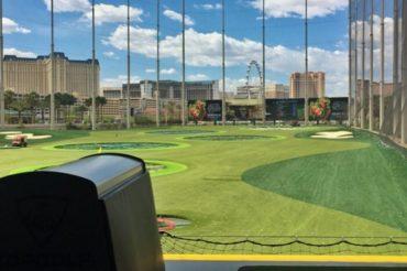 Topgolf Las Vegas Opens Its Doors