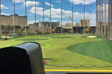 Topgolf Las Vegas Opens Its Doors