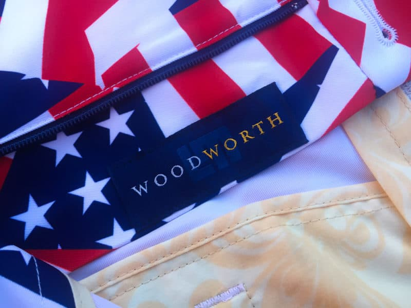Loudmouth Golf Woodworth Collection