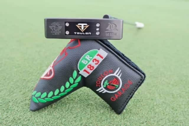 Toulon Garage San Diego Putter Review | The Breakfast Ball