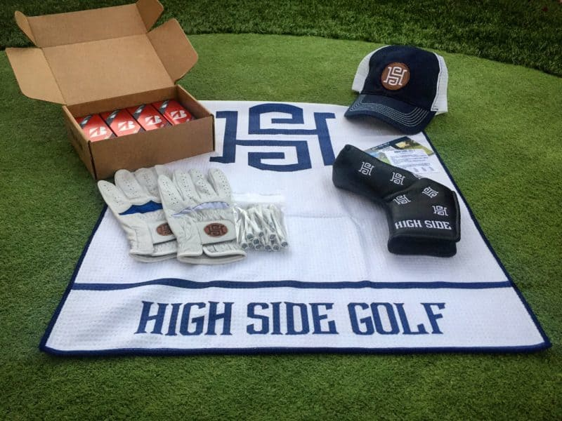 High Side Golf Subscription Service