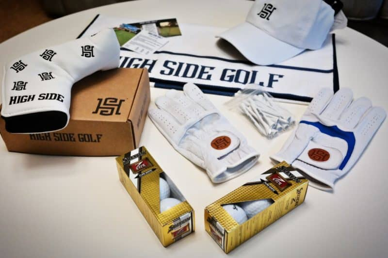 High Side Golf Subscription