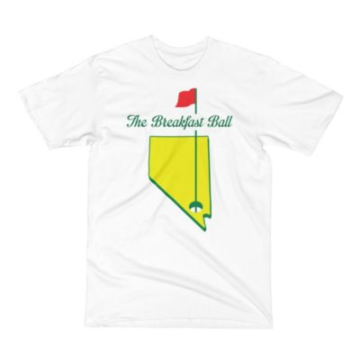 The Breakfast Ball Masters Men's T-Shirt