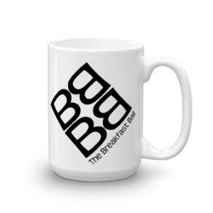 Breakfast Ball Logo Mug- Made in the USA