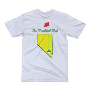 The Breakfast Ball Masters Men's T-Shirt