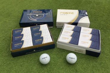 Forte Golf Ball Review