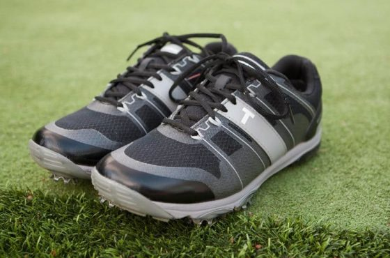 The New TRUE Linkswear Elements Pro Golf Shoe