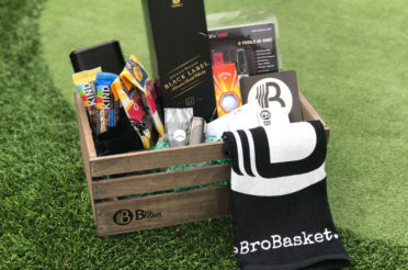BroBasket. The Best Gift For Men, Period.