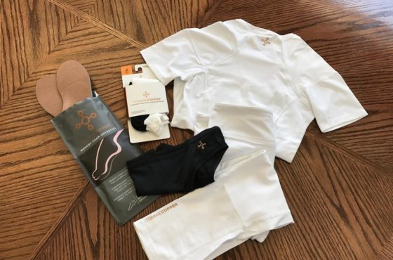 Tommie Copper Znergy® Apparel Review