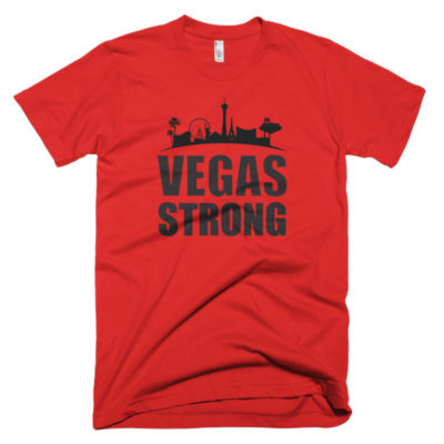 Vegas Strong Short-Sleeve T-Shirt