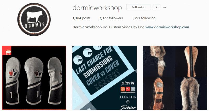 Dormie Workshop