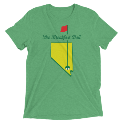 The Breakfast Ball Masters Short Sleeve T-Shirt