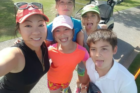 Cathy Kim Summer Camps at TPC Summerlin