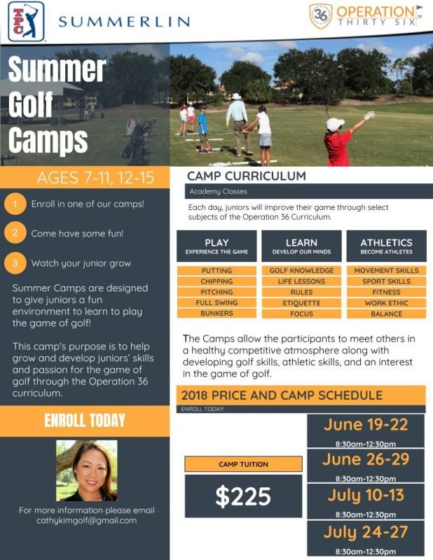 Cathy Kim Summer Camp