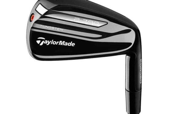 TaylorMade Announces P790 Black Irons