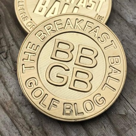 BBGB Token Ball Marker